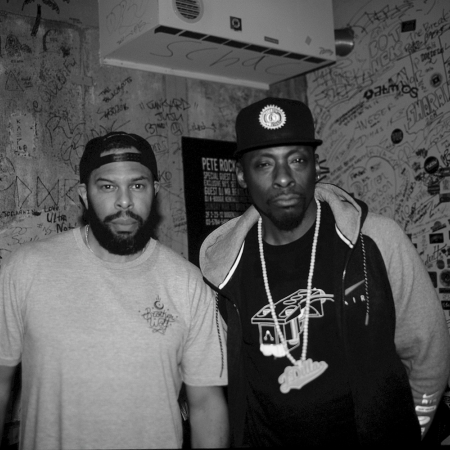 Pete Rock & CL Smooth 2017